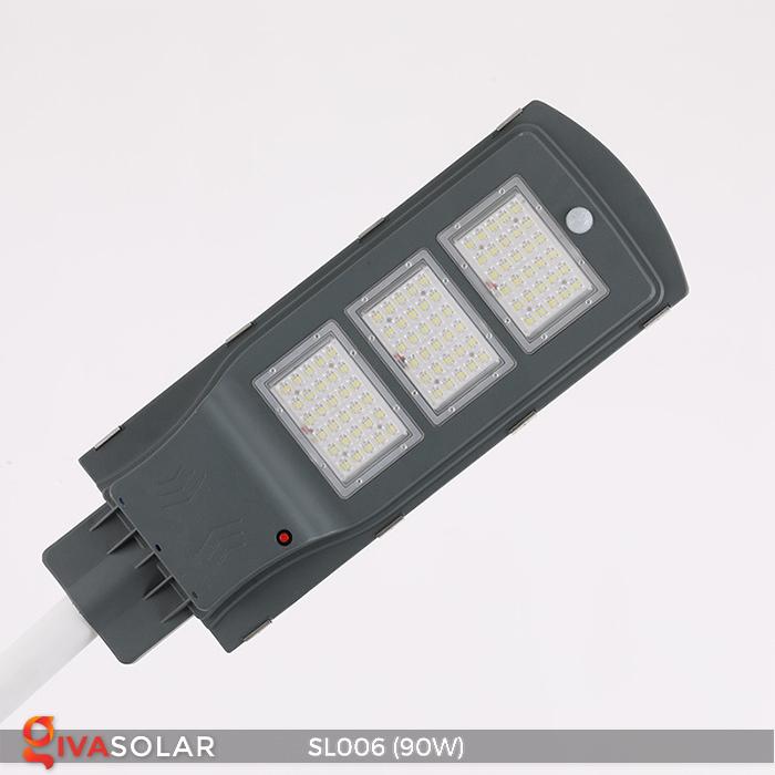 Đèn đường năng lượng mặt trời cao cấp SL006 90W 3