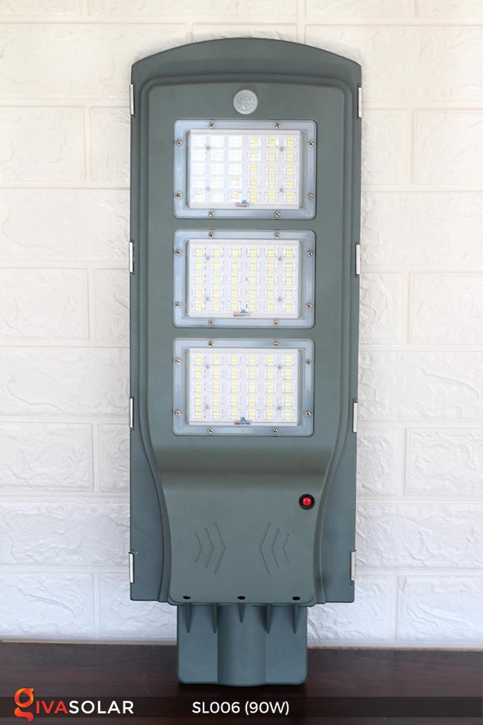 Đèn đường năng lượng mặt trời cao cấp SL006 90W 12