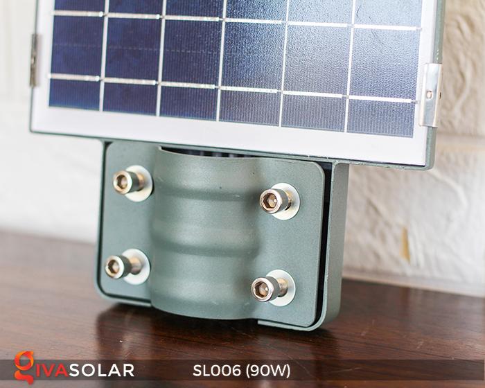 Đèn đường năng lượng mặt trời cao cấp GV-SL006 90W 15