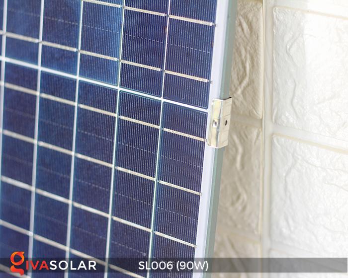Đèn đường năng lượng mặt trời cao cấp SL006 90W 16