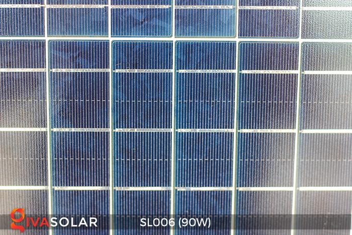 Đèn đường năng lượng mặt trời cao cấp GV-SL006 90W 17