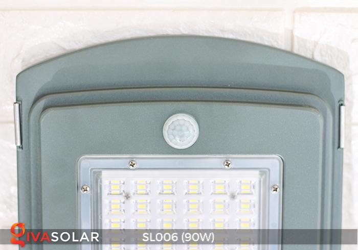 Đèn đường năng lượng mặt trời cao cấp SL006 90W 18