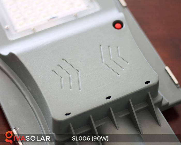 Đèn đường năng lượng mặt trời cao cấp SL006 90W 8