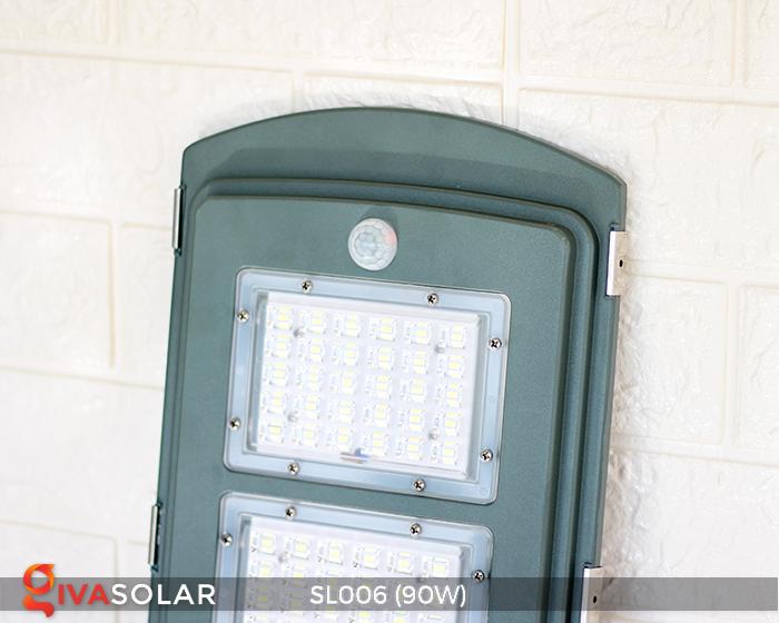 Đèn đường năng lượng mặt trời cao cấp SL006 90W 9