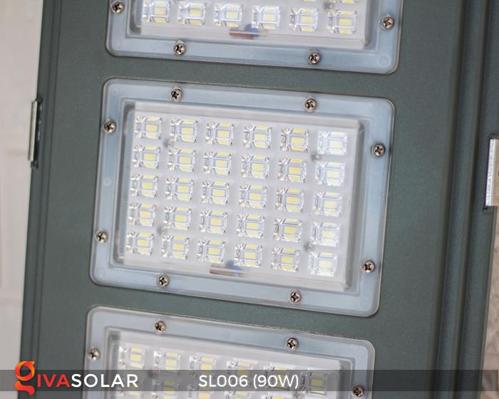 Đèn đường năng lượng mặt trời cao cấp sL006 90W 10