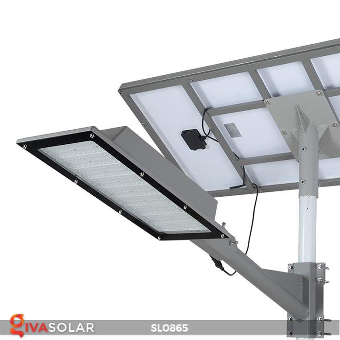 Đèn năng lượng mặt trời chiếu sáng đường phố SL0865 10