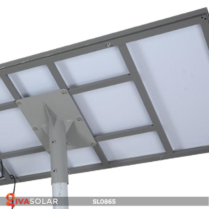 Đèn năng lượng mặt trời chiếu sáng đường phố SL0865 11