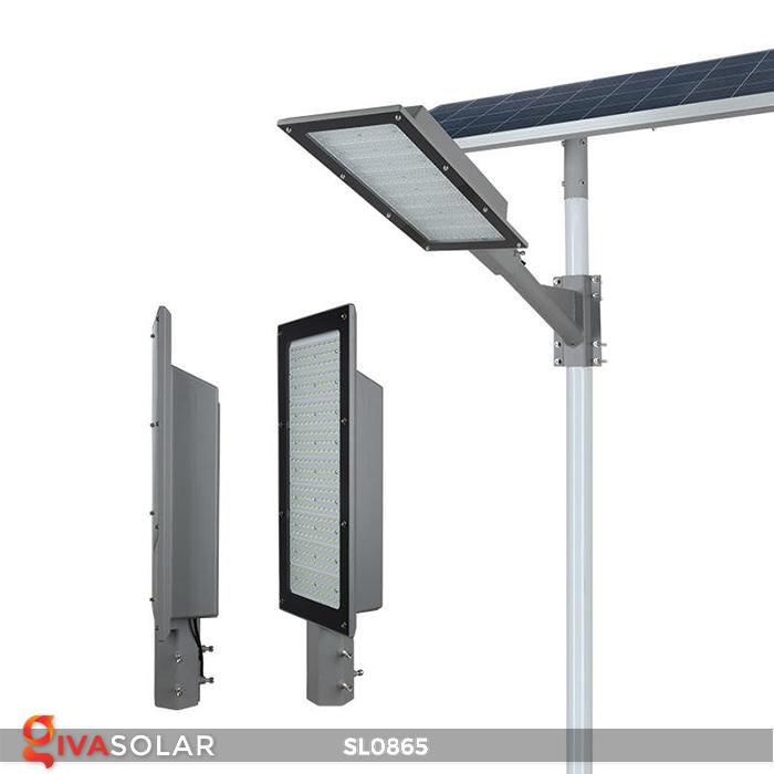 Đèn năng lượng mặt trời chiếu sáng đường phố SL0865 7