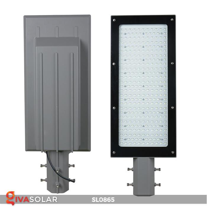 Đèn năng lượng mặt trời chiếu sáng đường phố SL0865 8