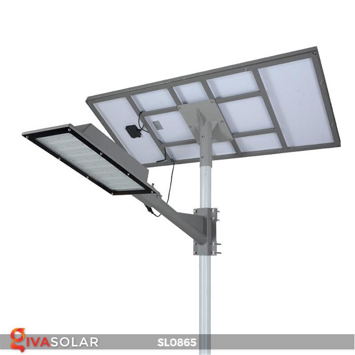 Đèn năng lượng mặt trời chiếu sáng đường phố SL0865 9