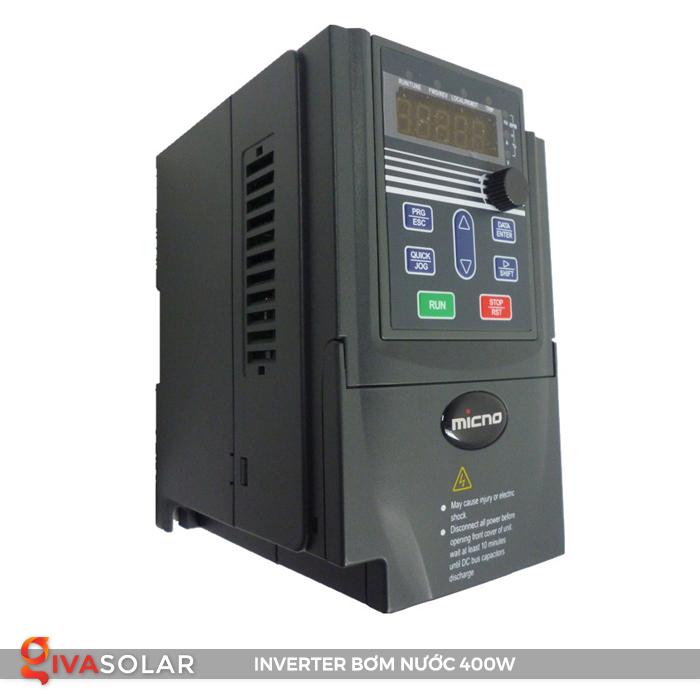 Inverter cho hệ thống bơm nước KE300A-0R4G-S2 1