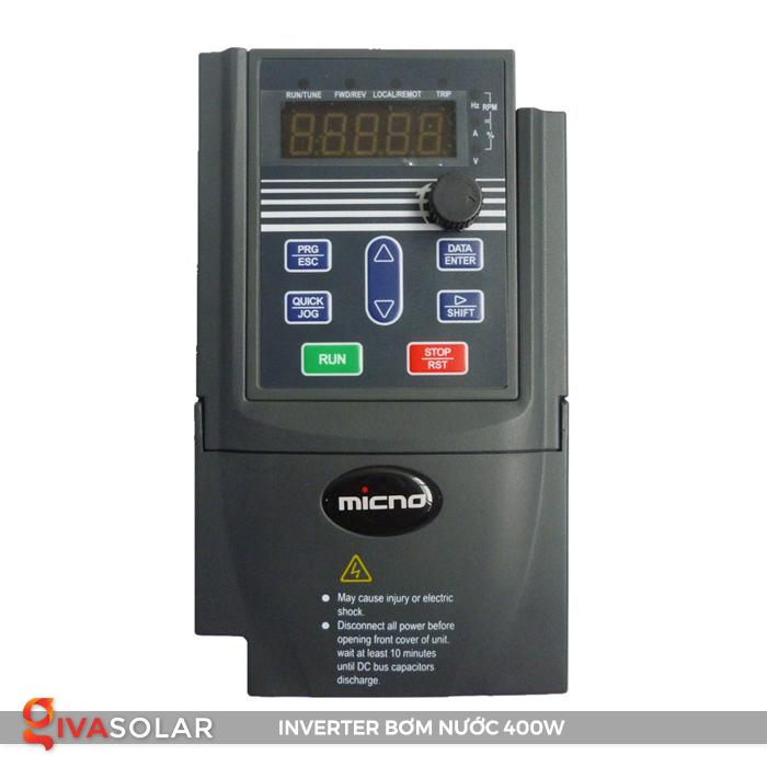 Inverter cho hệ thống bơm nước KE300A-0R4G-S2 2