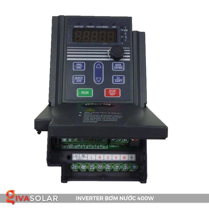 Inverter cho hệ thống bơm nước KE300A-0R4G-S2 3