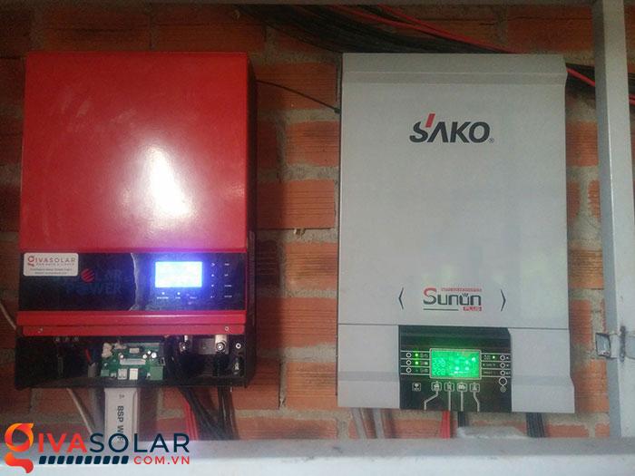 Mở rộng thêm hệ thống năng lượng mặt trời độc lập 5kW cho gia đình Bình Phước 14