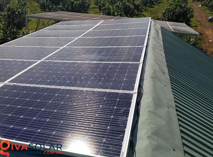 Mở rộng thêm hệ thống năng lượng mặt trời độc lập 5kW cho gia đình Bình Phước 3