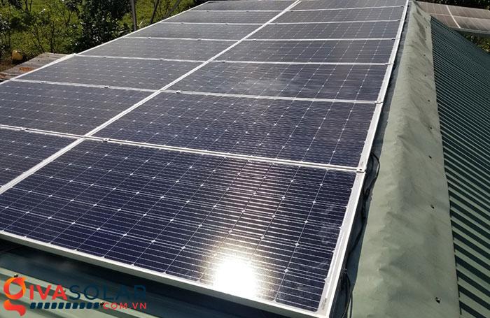 Mở rộng thêm hệ thống năng lượng mặt trời độc lập 5kW cho gia đình Bình Phước 6