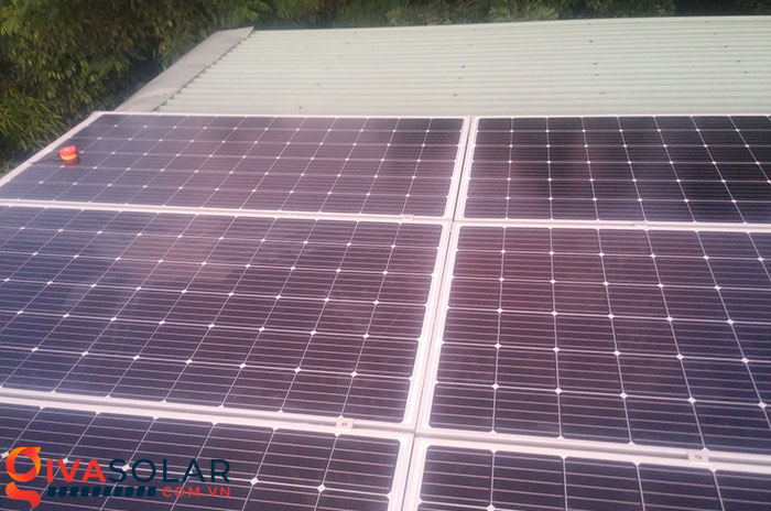 Mở rộng thêm hệ thống năng lượng mặt trời độc lập 5kW cho gia đình Bình Phước 8