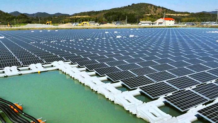 Hệ thống điện năng lượng mặt trời nổi và những hứa hẹn tương lai 1
