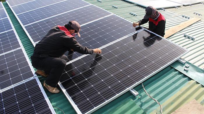 Hoàn thành hệ thống điện mặt trời quy mô lớn 40kW tại Lâm Đồng 17