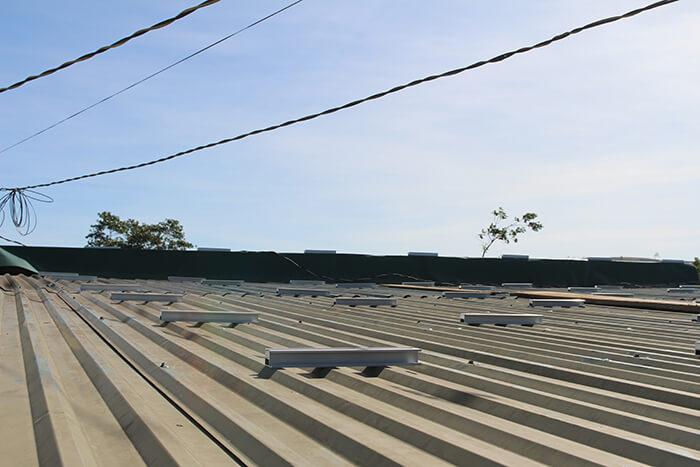 Hoàn thành hệ thống điện mặt trời quy mô lớn 40kW tại Lâm Đồng 4
