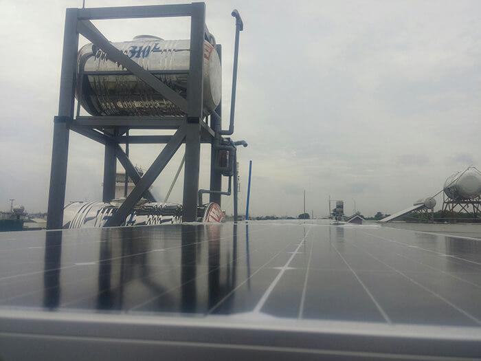 Hoàn thành dự án điện năng lượng mặt trời 6.8 kW tại Bình Tân 12