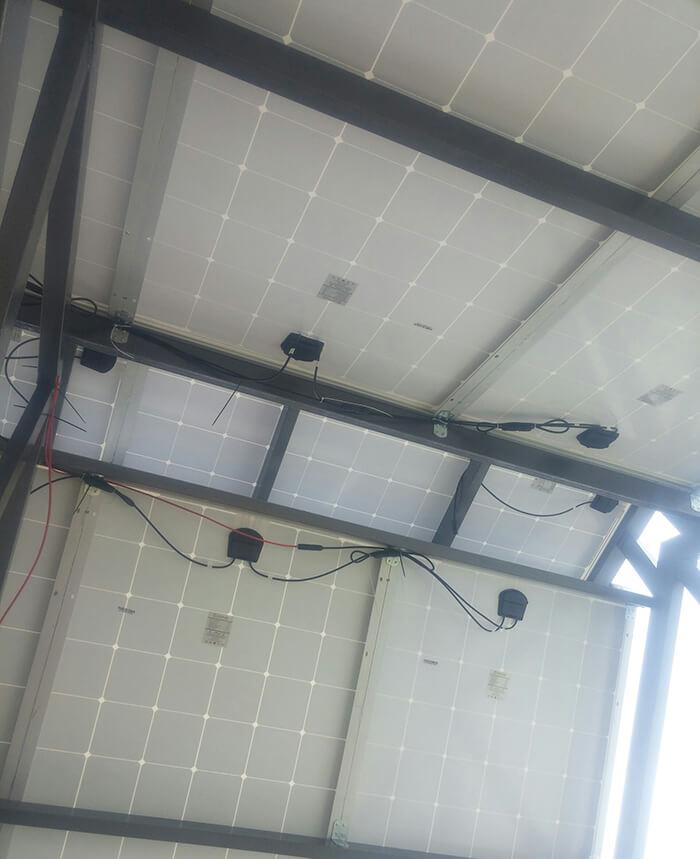 Hoàn thành dự án điện năng lượng mặt trời 6.8 kW tại Bình Tân 14