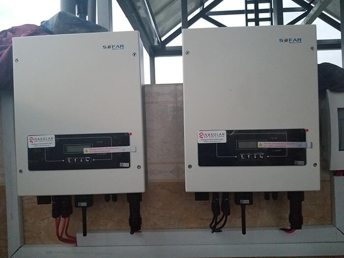 Hoàn thành dự án điện năng lượng mặt trời 6.8 kW tại Bình Tân 18