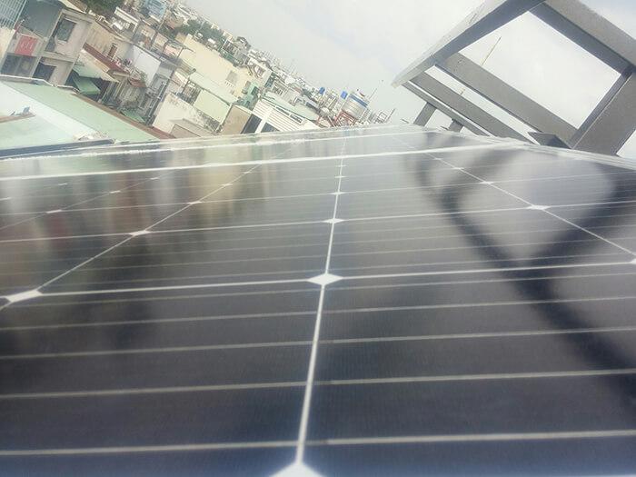 Hoàn thành dự án điện năng lượng mặt trời 6.8 kW tại Bình Tân 3