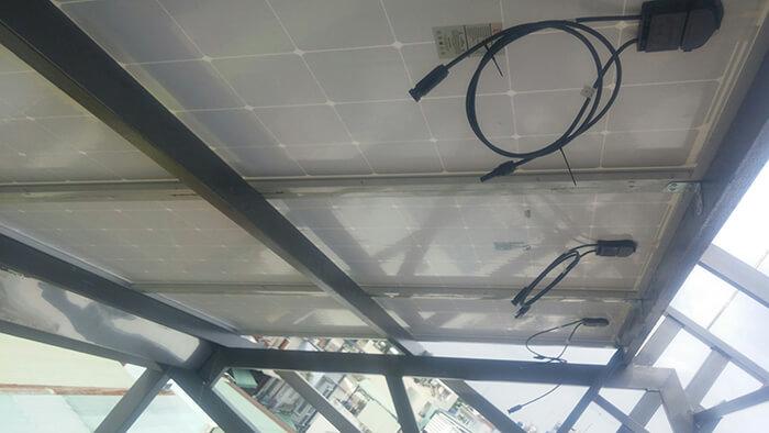 Hoàn thành dự án điện năng lượng mặt trời 6.8 kW tại Bình Tân 4