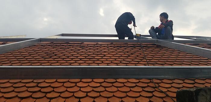 Hoàn thành hệ thống điện năng lượng mặt trời 5kW tại Bình Dương 3