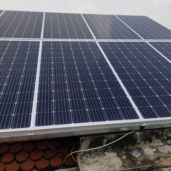 Hoàn thành hệ thống điện năng lượng mặt trời 5kW tại Bình Dương 6