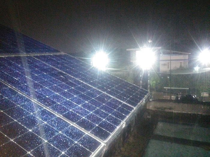 Hoàn thành hệ thống điện năng lượng mặt trời 5kW tại Bình Dương 7