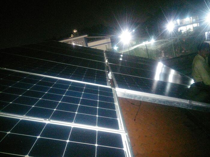 Hoàn thành hệ thống điện năng lượng mặt trời 5kW tại Bình Dương 8