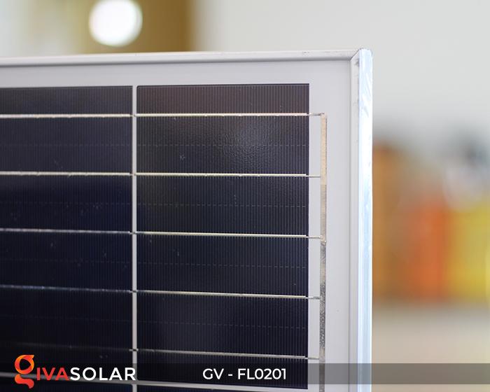 Đèn pha LED năng lượng mặt trời cao cấp FL0201 - 200W 15