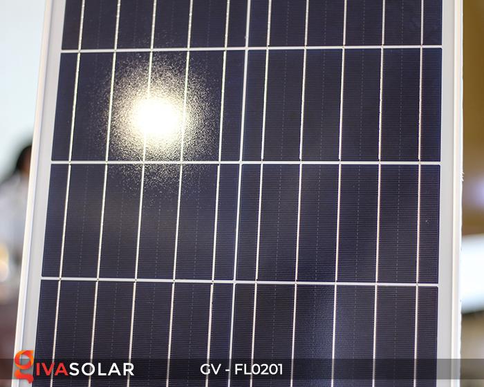 Đèn pha LED năng lượng mặt trời cao cấp FL0201 - 200W 17