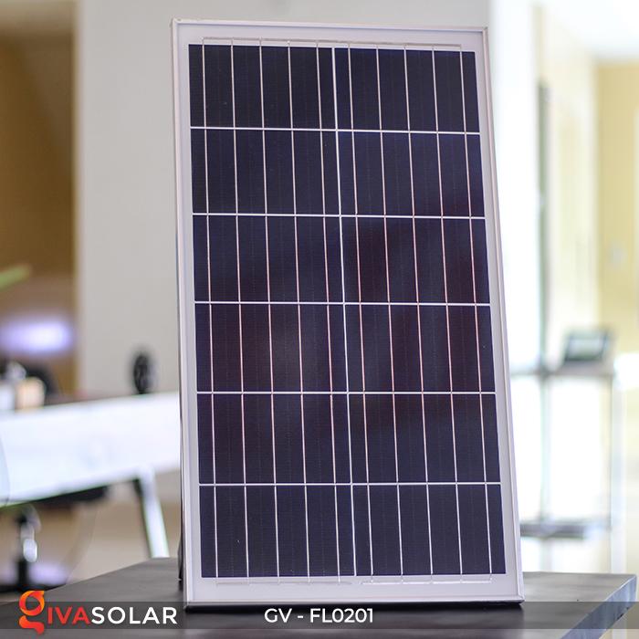 Đèn pha LED năng lượng mặt trời cao cấp FL0201 - 200W 5