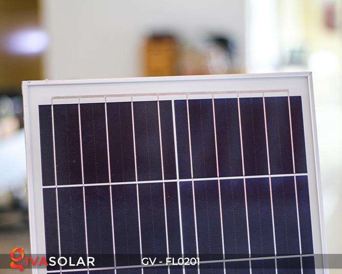 Đèn pha LED năng lượng mặt trời cao cấp FL0201 - 200W 9
