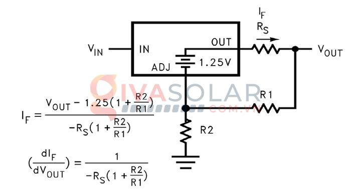 Những phương pháp mạch điều khiển sạc năng lượng mặt trời phổ biến 2
