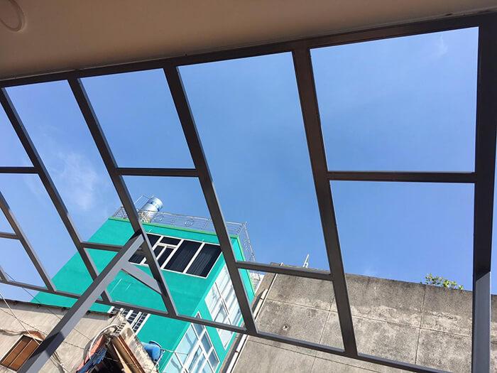 Hoàn thành dự án điện năng lượng mặt trời hòa lưới 5kW tại Hóc Môn 1