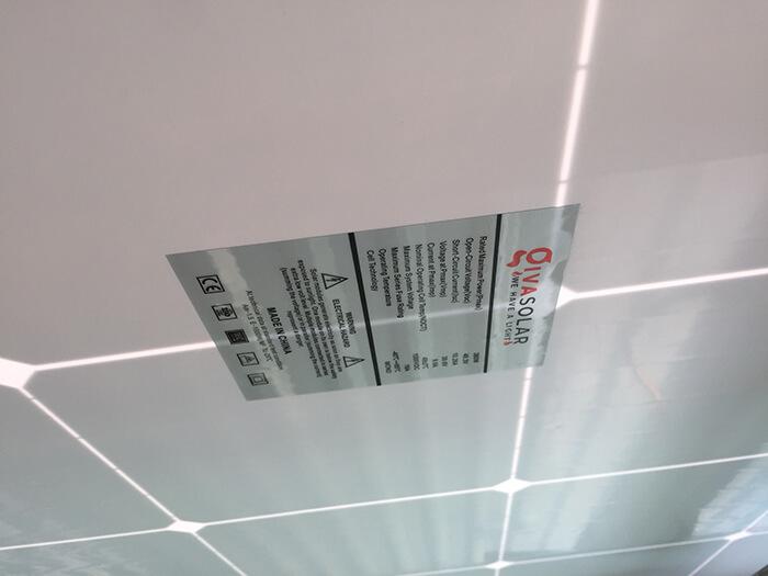 Hoàn tất hệ thống điện năng lượng mặt trời 10kW cho gia đình ở Củ Chi 9