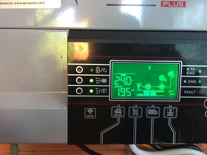 Hoàn tất lắp đặt năng lượng mặt trời độc lập 3kW tại Đồng Nai 15