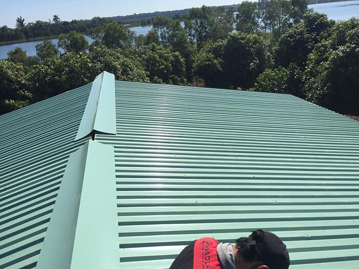 Hoàn tất lắp đặt năng lượng mặt trời độc lập 3kW tại Đồng Nai 3