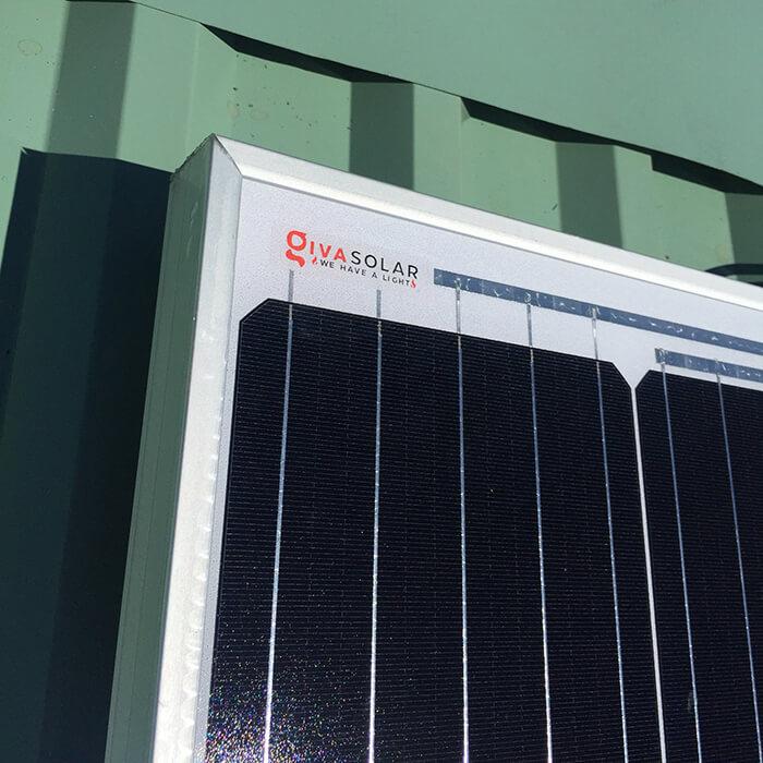 Hoàn tất lắp đặt năng lượng mặt trời độc lập 3kW tại Đồng Nai 9