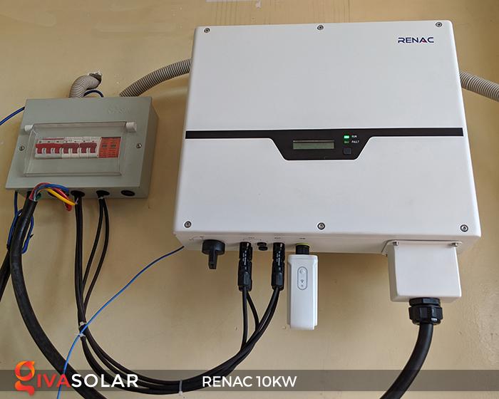 Inverter hòa lưới dùng cho hệ thống điện mặt trời 10kW 3 pha RENAC (NAC10K-DT) 13