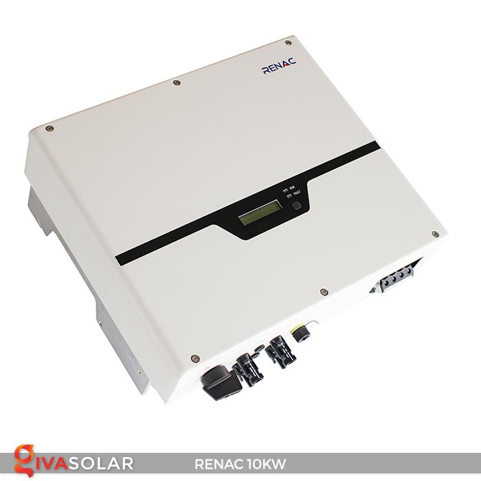 Inverter hòa lưới dùng cho hệ thống điện mặt trời 10kW 3 pha RENAC (NAC10K-DT) 3