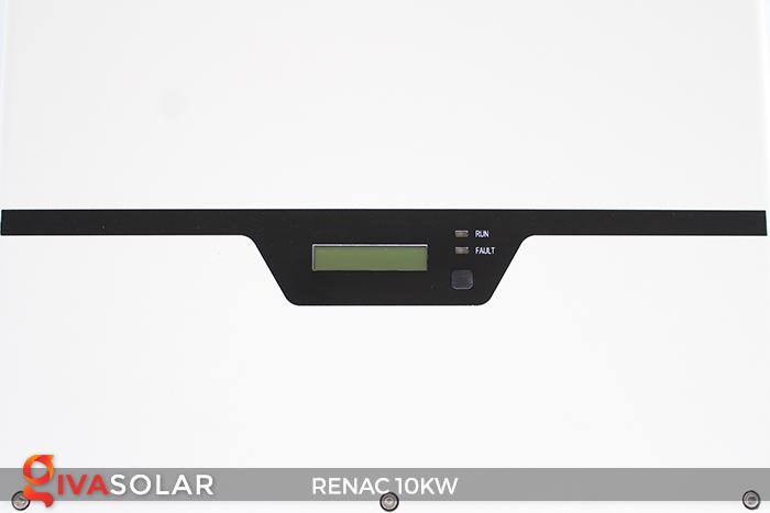 Inverter hòa lưới dùng cho hệ thống điện mặt trời 10kW 3 pha RENAC (NAC10K-DT) 5