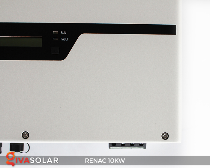 Inverter hòa lưới dùng cho hệ thống điện mặt trời 10kW 3 pha RENAC (NAC10K-DT) 6