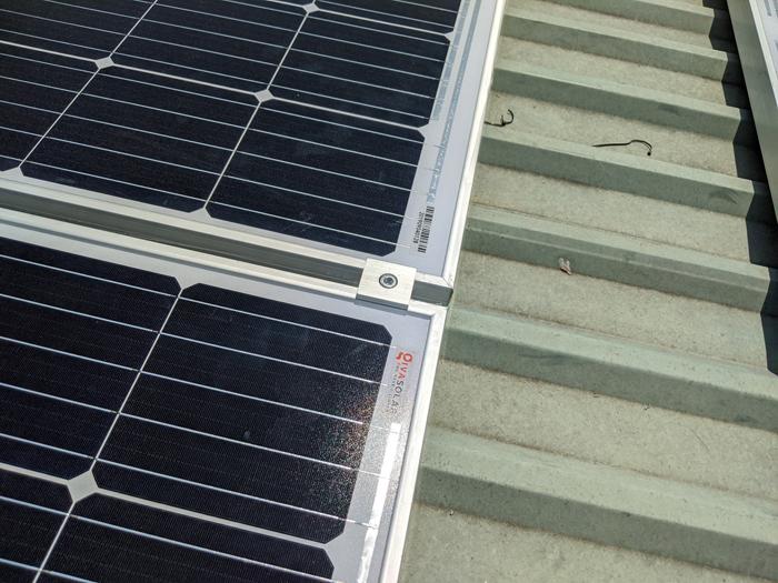 Lắp đặt hoàn tất hệ điện năng lượng mặt trời hòa lưới 10kW tại Bình Chánh 2