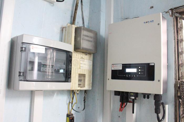 Lắp đặt hoàn tất hệ điện năng lượng mặt trời hòa lưới 10kW tại Bình Chánh 20