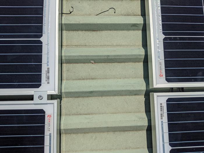 Lắp đặt hoàn tất hệ điện năng lượng mặt trời hòa lưới 10kW tại Bình Chánh 3